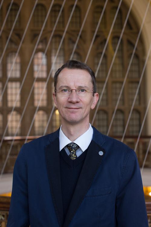 Wolfgang Vondey